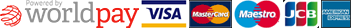 Secure payments with WorldPay