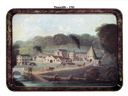 An early image of Thorncliffe industrial complex