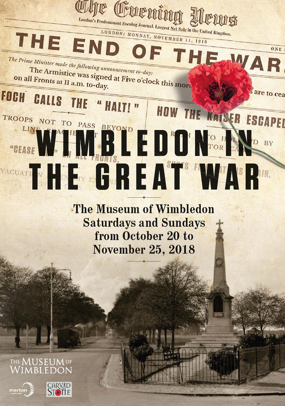 Wimbledon in the Great War