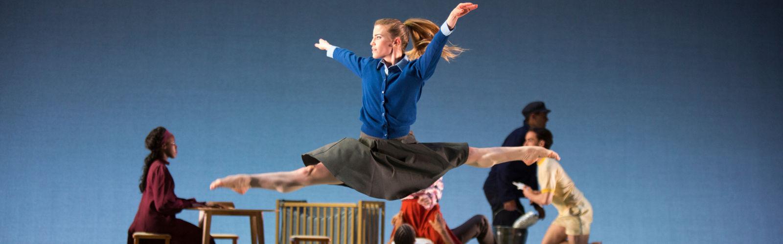 Rambert Theatre Programmes
