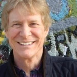 Paul Jones smiling