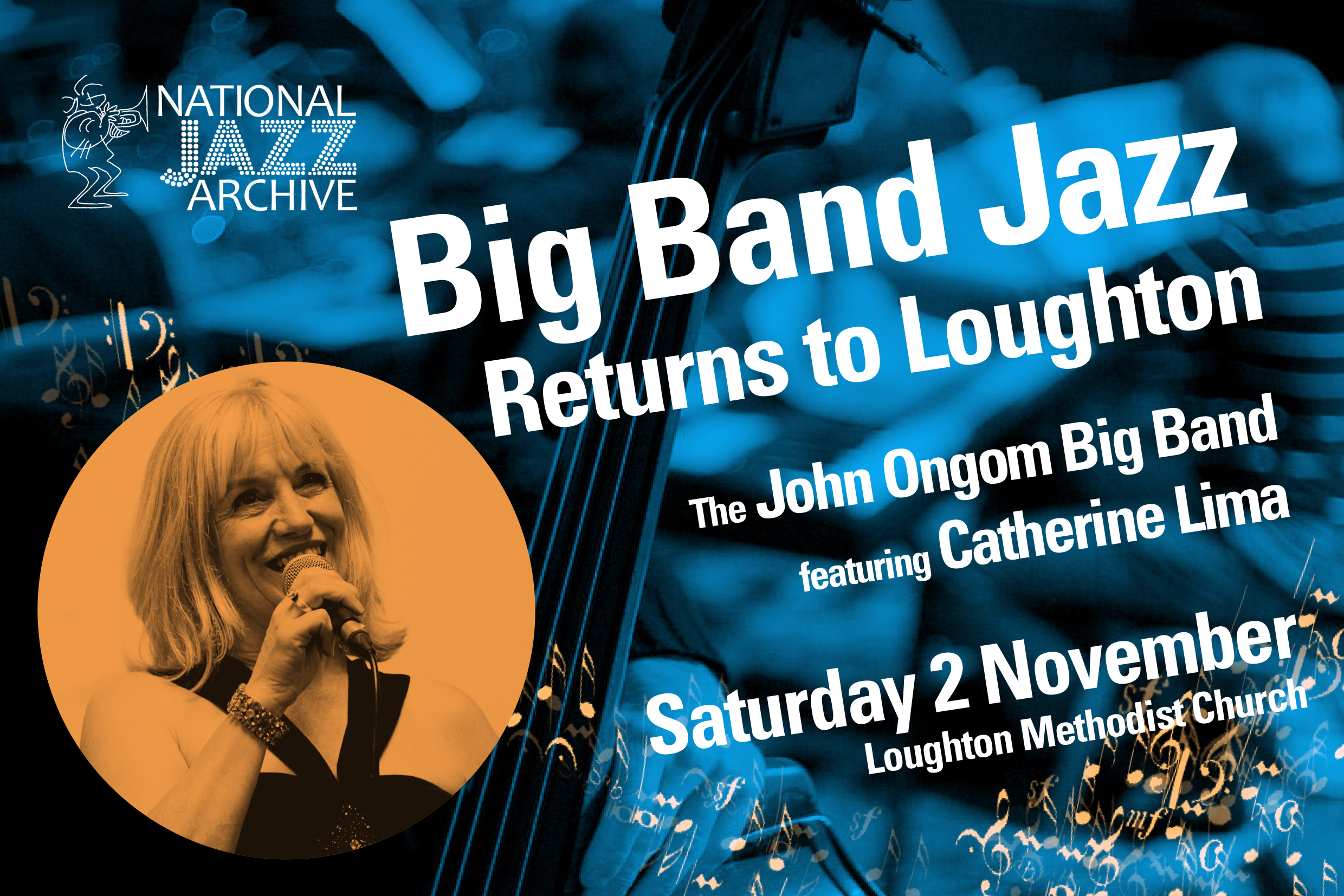 Big Band Returns to Loughton