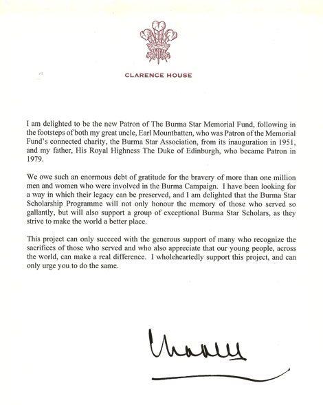 His Royal Highness The Prince of Wales' foreword
