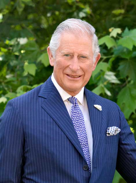 His Royal Highness The Prince of Wales