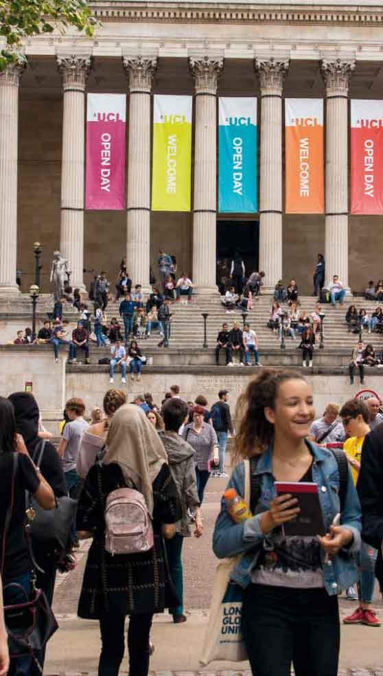 UCL Open Day