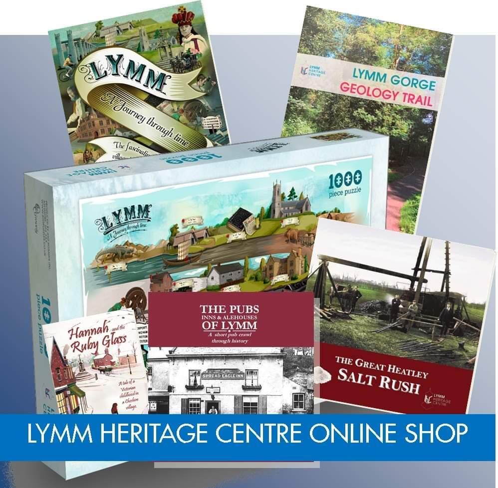 Shop Online and Support The Heritage Centre