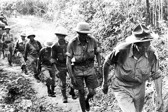 British troops in Burma, World War Ii