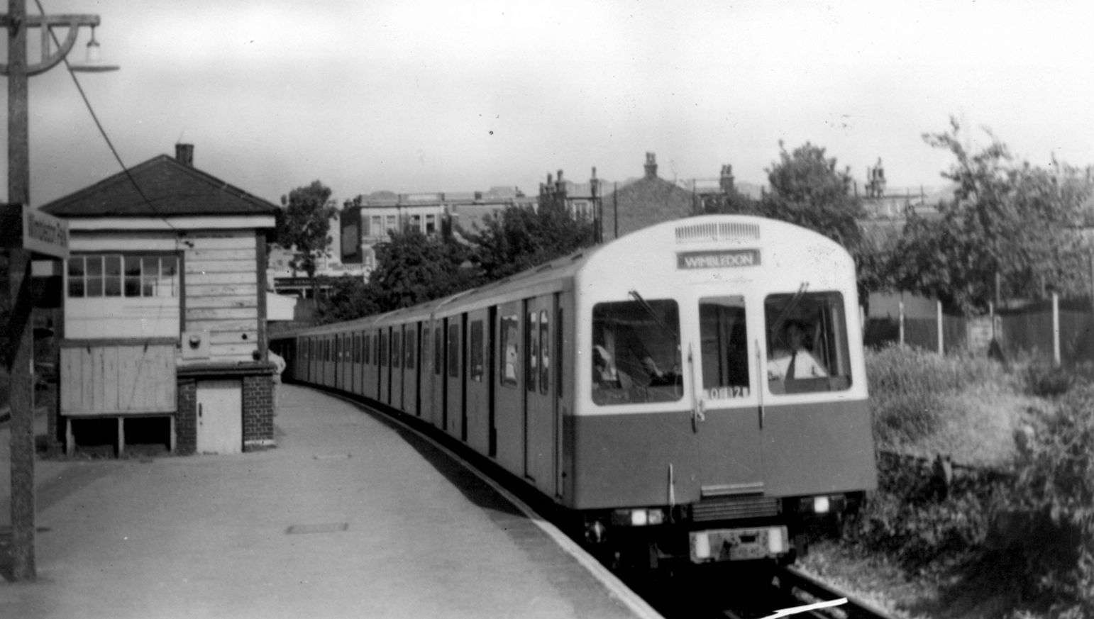District line, Wimbledon Park