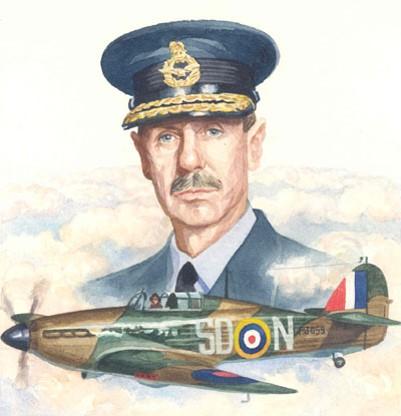 Air Chief Marshall Hugh Dowding
