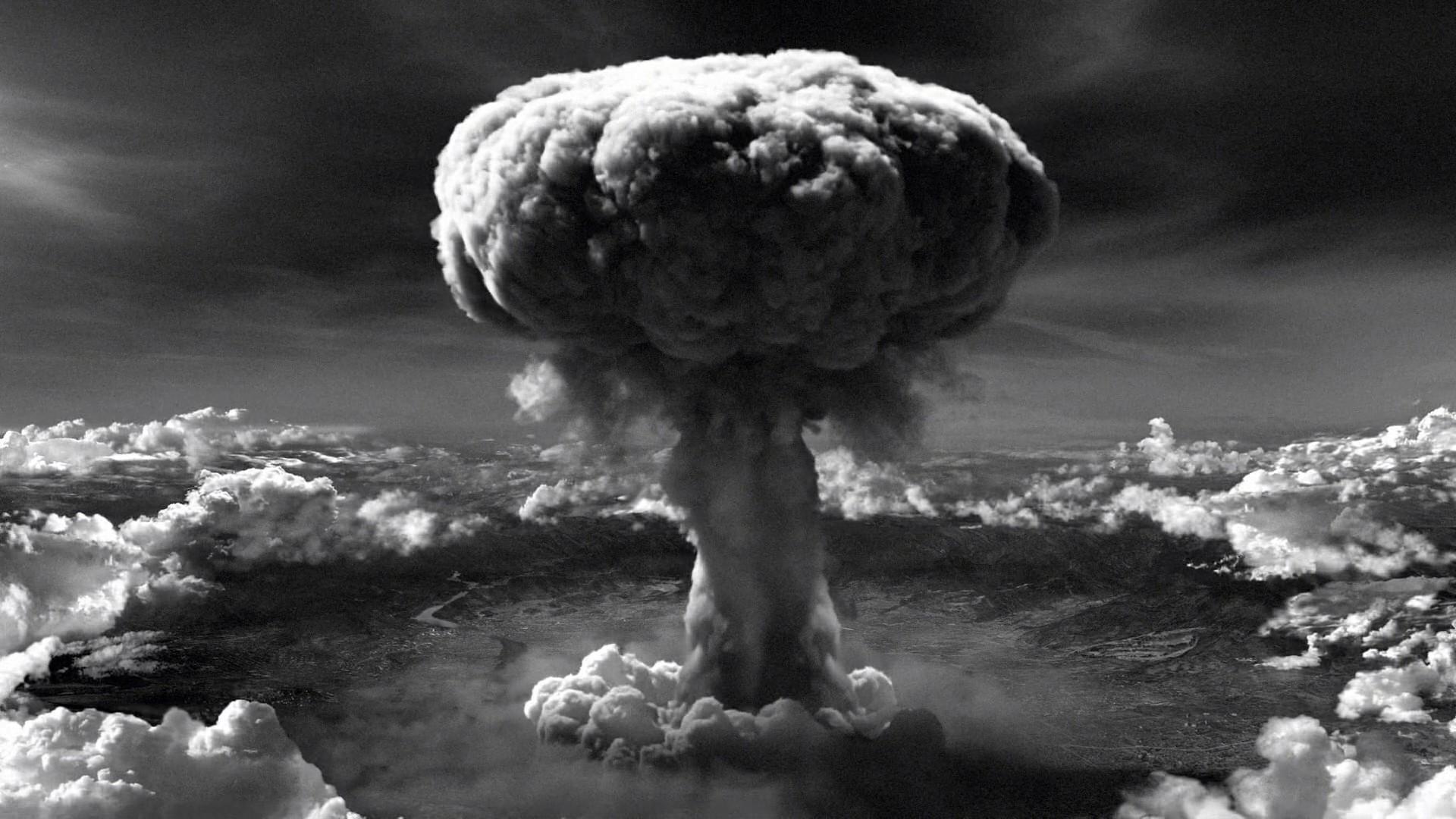 Hiroshima bombing 1945