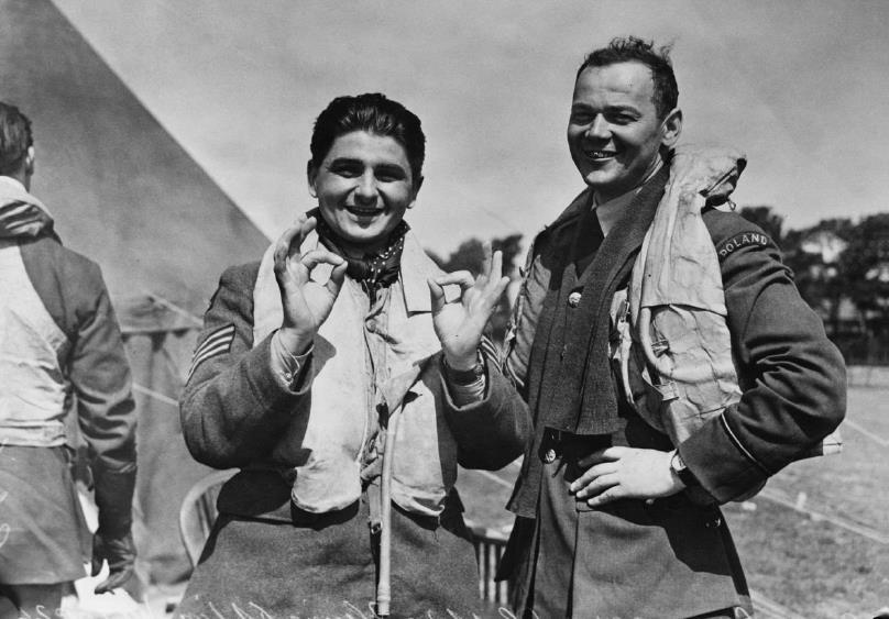 Polish pilots, Battle of Britain