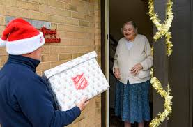 Salvation Army present appeal
