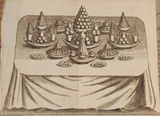 17th century sweetmeats