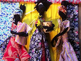 Aboyomi dolls